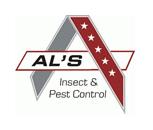 Al's Insect Logo